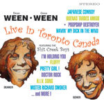 WEEN, live in toronto cover