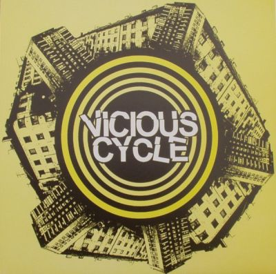 Cover VICIOUS CYCLE, s/t