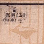 M. WARD, post-war cover