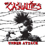 CASUALTIES, under attack cover