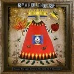 SPARKLEHORSE, dreamt for lightyears cover