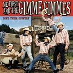 Cover ME FIRST & THE GIMME GIMMES, love their country