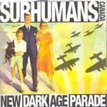 Cover SUBHUMANS, new dark age