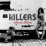 KILLERS, sam´s town cover