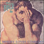 FREEZE, misery loves company cover