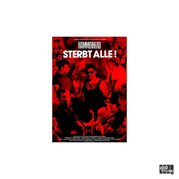 Cover HAMMERHEAD, sterbt alle!