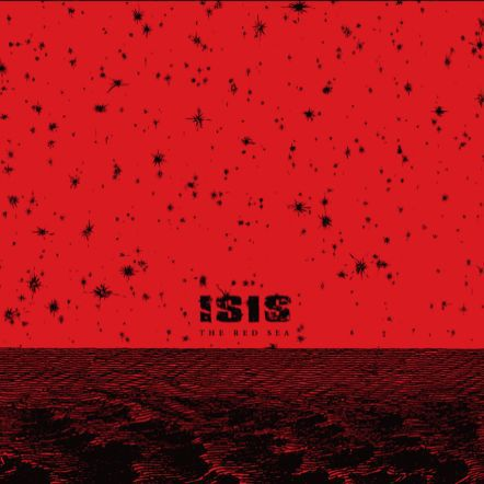 ISIS, the red sea (reissue) cover