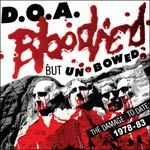Cover D.O.A., bloodied but unbowed