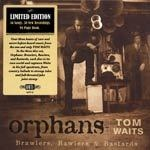 Cover TOM WAITS, orphans