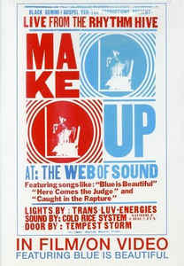 MAKE UP, in film on video cover