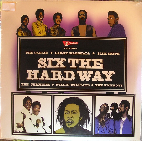 V/A, six the hard way cover