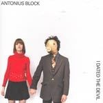 Cover ANTONIUS BLOCK, i dated the devil