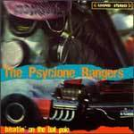 Cover PSYCLONE RANGERS, beatin´ on the bat pole