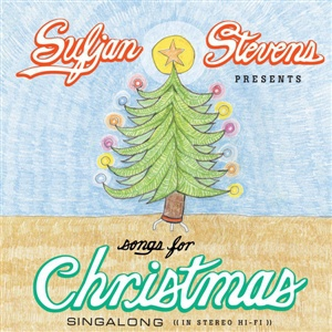 Cover SUFJAN STEVENS, songs for christmas
