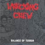 Cover WRECKING CREW, balance of terror