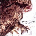 TWO GALLANTS, throes cover
