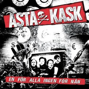 ASTA KASK, en för alla ingen för nan cover