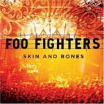 Cover FOO FIGHTERS, skins & bones