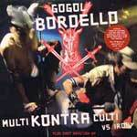 GOGOL BORDELLO, multi contra kulti vs irony cover