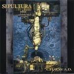 SEPULTURA, chaos a.d. cover