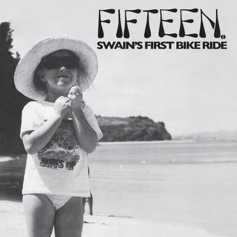 FIFTEEN, swains first bike ride cover