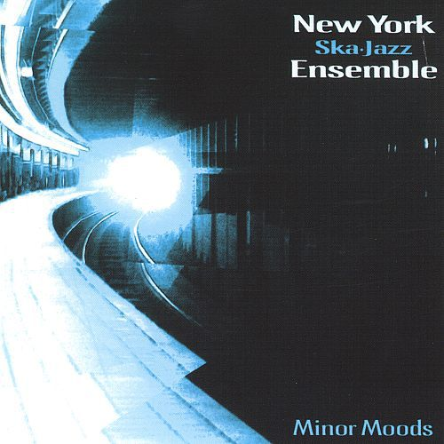 Cover NEW YORK SKA-JAZZ ENSEMBLE, minor moods