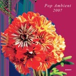 Cover V/A, pop ambient 2007