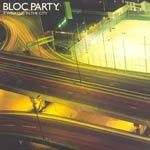 Cover BLOC PARTY, a weekend in the city