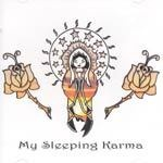 MY SLEEPING KARMA, s/t cover