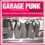 Cover MONSTERS, garage punk from bern, ch 86-06