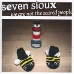 Cover SEVEN SIOUX, we are not the scared people