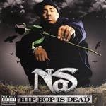NAS, hip hop is dead cover