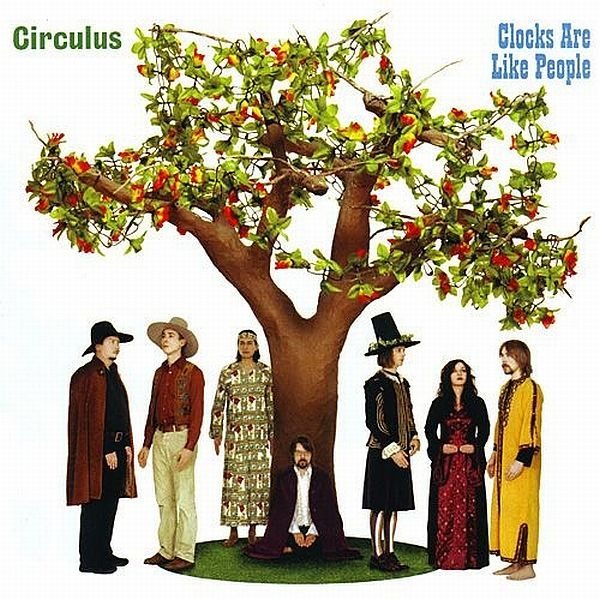 Cover CIRCULUS, clocks are like people