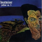 Cover HEATMISER, yellow no. 5
