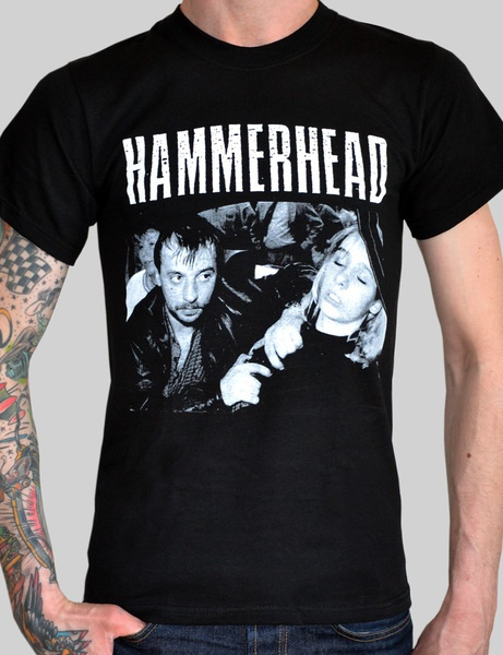 Cover HAMMERHEAD, gladbeck shirt_black