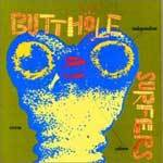 Cover BUTTHOLE SURFERS, independent worm saloon