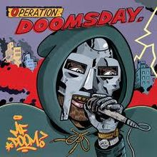 Cover MF DOOM, operation doomsday
