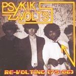 PSYKIK VOLTS, re-volting (´79 - ´06) cover