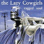 LAZY COWGIRLS, ragged soul cover