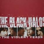 Cover BLACK HALOS, violent years