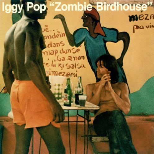 IGGY POP, zombie birdhouse cover