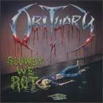 Cover OBITUARY, slowly we rot