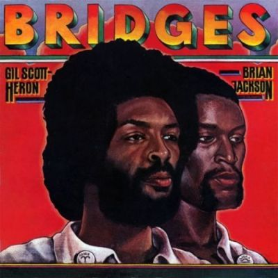 GIL SCOTT-HERON & BRIAN JACKSON, bridges cover