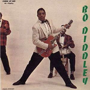 BO DIDDLEY, s/t cover