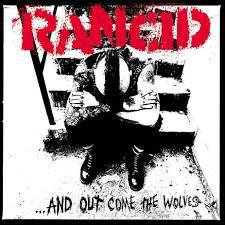 RANCID, and out come the wolves cover