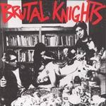 Cover BRUTAL KNIGHTS, feast of shame