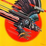 JUDAS PRIEST, screaming for vengeance cover