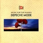 DEPECHE MODE, music for the masses cover