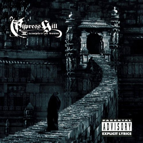 Cover CYPRESS HILL, temples of boom
