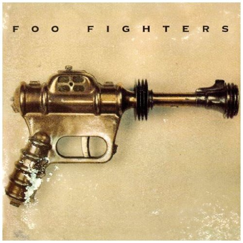 FOO FIGHTERS, s/t cover